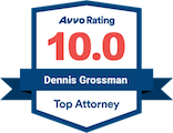 Avvo Top Attorney Badge