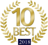 10 Best Attorneys 2018 Badge