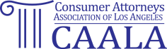 Consumer Attorneys Association Of Los Angeles Badge