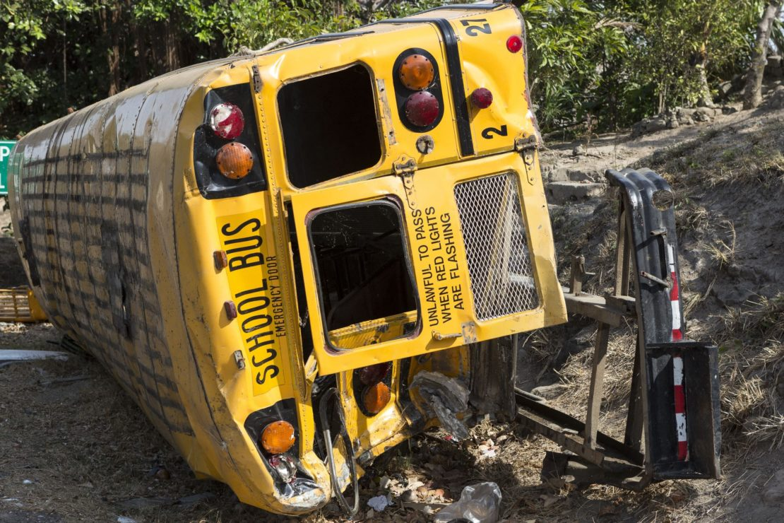 Bus Accident Attorney Fresno